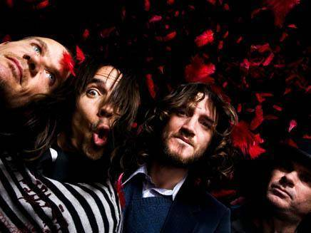 Les Red Hot Chili Peppers sous acide