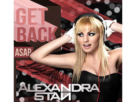 Get Back (ASAP), le nouveau single d'Alexandra Stan