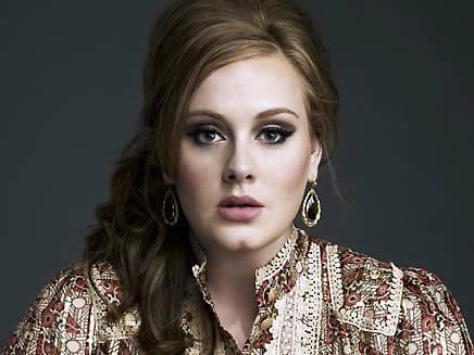 Adele replonge dans l'écriture