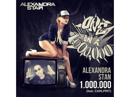 Alexandra Stan vaut un million