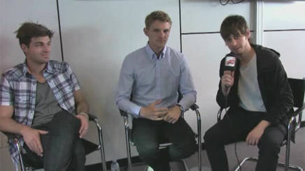 Foster The People : L'interview vidéo !