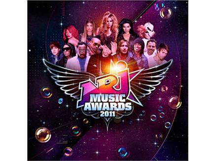 NRJ, meilleur vendeur de disques de l'année 2011