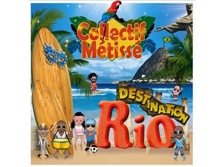 Le Collectif Métissé nous emmène à Rio !