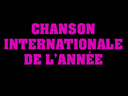 Someone Like You, Chanson internationale de l'année aux NRJ Music Awards 2012