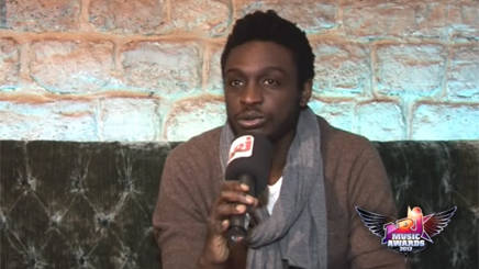Corneille - NRJ Music Awards 2012 [Interview Vidéo]