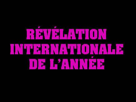 Adele, Révélation internationale de l'année aux NRJ Music Awards 2012