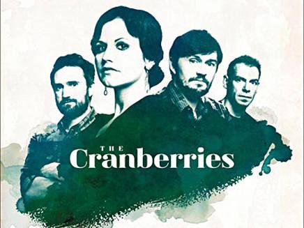 Cranberries-roses