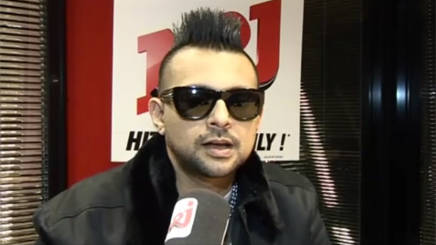 "Sean Paul - l'interview ""Tomahawk Technique"""