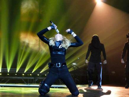 Madonna : dernières répétitions avant la tournée