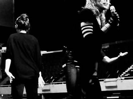 Madonna lève le voile sur les répétitions de sa tournée