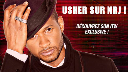 Usher en interview exclusive