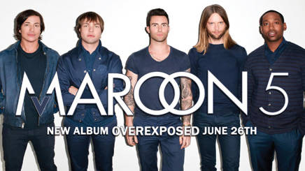 "Maroon 5: L'interview Exclusive ""OverExposed"""