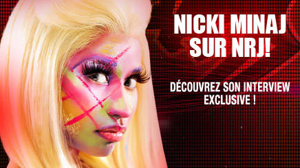 Nicki Minaj en interview exclusive