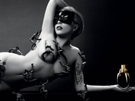 Lady Gaga se met à nu pour « Fame »