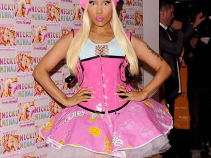 Nicki Minaj joue avec ses cordes vocales