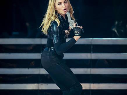 Madonna apaise les tensions