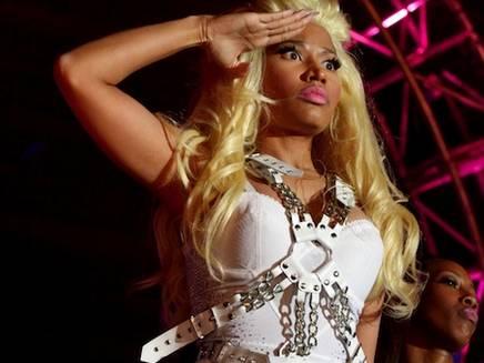 Nicki Minaj au repos forcé !