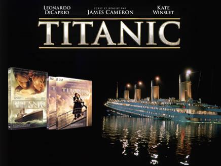Titanic - Jeu-concours