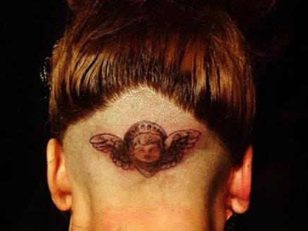 Lady Gaga : son nouveau tatouage !