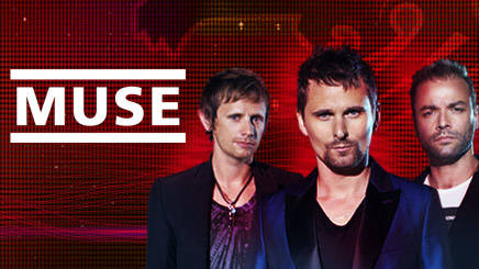 Muse en interview exclusive sur NRJ !