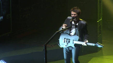 "Muse - ""Panic Station"" live @ l'Olympia"