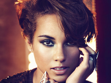 "Alicia Keys : ""Mother on Fire"" !"