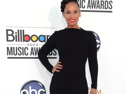 Alicia Keys illumine New York
