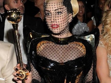 Lady Gaga : 1 million de dollars pour Sandy !