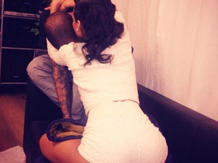 Rihanna et Chris Brown : des retrouvailles câlines…