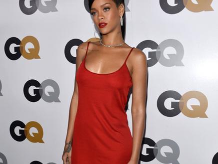 Dans l'avion avec Rihanna