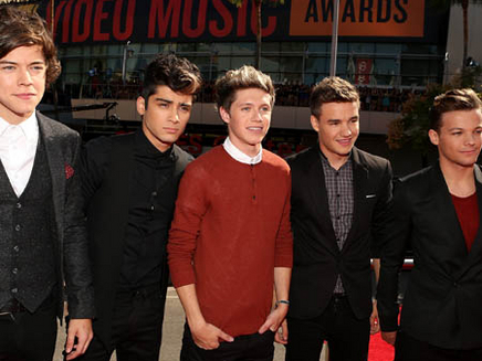 One Direction : bientôt un film en 3D !