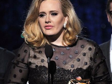 Adele : artiste la plus influente de l'année !