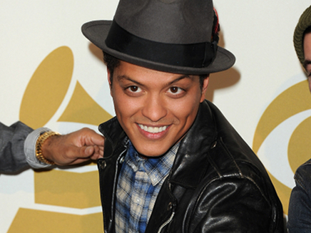 Bruno Mars : il bat tous les records avec ses singles !