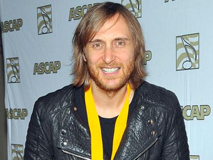 David Guetta : un Noël en famille