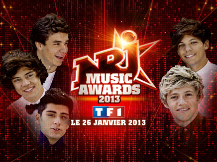 NRJ Music Awards 2013 : vos superstars NRJ au rendez-vous !