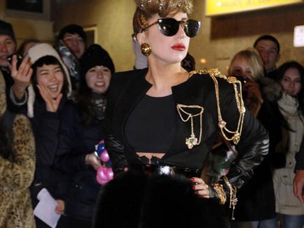 Lady Gaga veut conquérir Hollywood