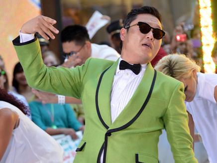 « Gangnam Style », chanson la plus écoutée du réveillon