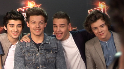 VIDEO : Réaction des One Direction