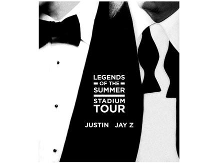 Justin Timberlake et Jay-Z : la tournée des superstars !