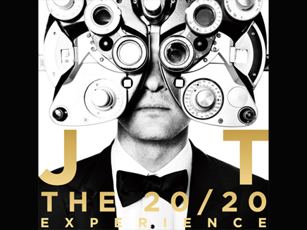 Justin Timberlake : découvrez la pochette de son nouvel album !