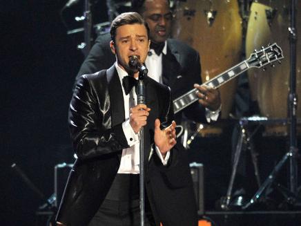 Justin Timberlake remercie ses fans…