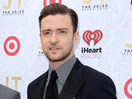 Justin Timberlake : toujours numéro 1 du top !