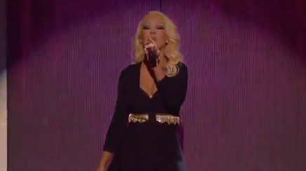 "Christina Aguilera feat Pitbull - ""Feel This Moment"" -  live @ Billboard Music Awards 2013"