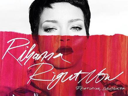 Rihanna dévoile la pochette de « Right Now »