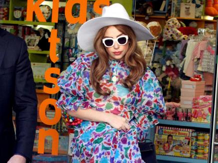 Lady Gaga : des tenues toujours plus folles