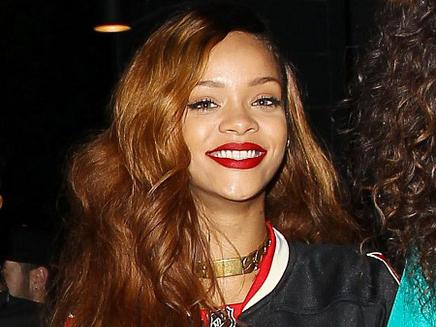 Rihanna évoque sa rupture sur scène