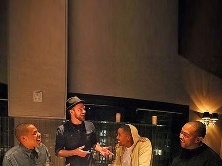 Justin Timberlake: en studio avec Jay-Z et Timbaland!
