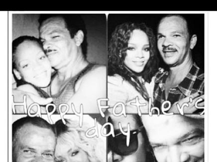 Rihanna : déclaration d'amour à son père !