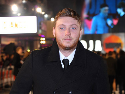Portrait de James Arthur