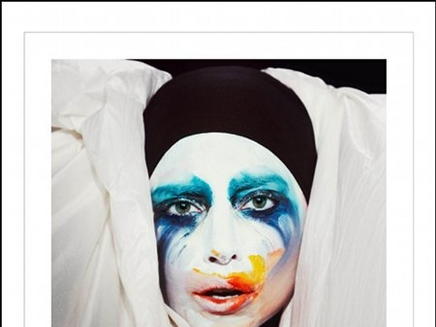 Lady Gaga : découvrez la pochette de son single !